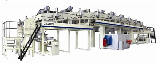 Bopp Tape Coating Laminating Machine