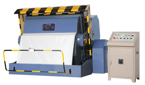 Heavy Duty Die Cutting and Creasing Machine