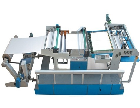 High Speed Computerize Sheeting Machine Model SAN1600