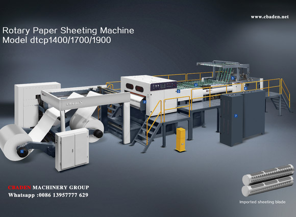 A4 paper sheeting packing machine