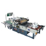 Window Patching Machine Single-Feeder