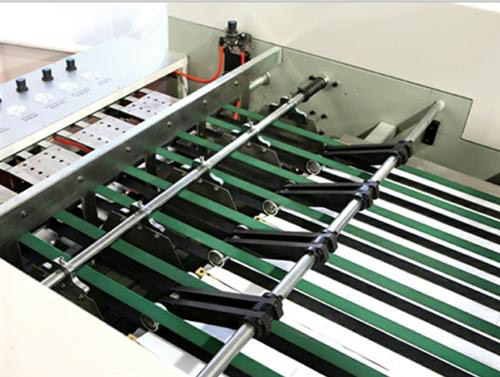 Five Roller High Speed Copy A4 A3 Copy Paper Cutting and Packing Production line